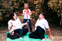 Halloween Family Session